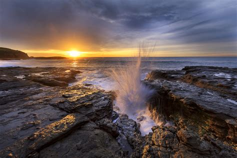 Kitchen Wallpaper by Featured Photographer Andy Hutchinson Jervis Bay Kiama
