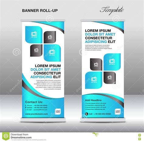 banner stand design templates pin by nadar yuwono on design