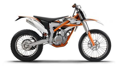 Ktm 350 Motard Ktm Presenta La Nuova 350 Freeride M Y 2012