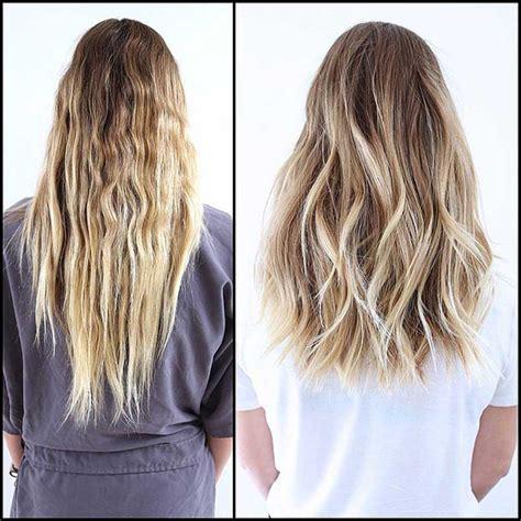is longer hair better looking than short hair compare c 243 mo lograr una cabellera digna de instagram cut paste