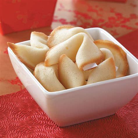 Handmade Fortune Cookies - fortune cookies recipe taste of home