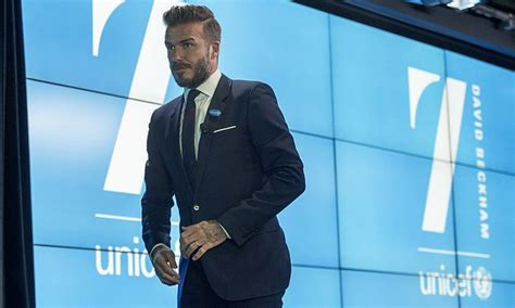 david beckham charity biography unicef praises david beckham after reports about his