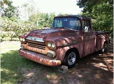 Sell used 1959 Chevy Apache, long bed. in Bowdon, Georgia ... $10000 Bill For Sale