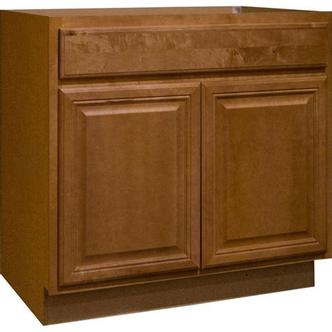 Cabinet Door Glides Hton Bay Cambria Assembled 36x34 5x24 In Base Kitchen Cabinet With Bearing Drawer