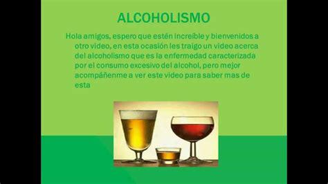 alcolismo test que es causas y tratamientos para el alcoholismo