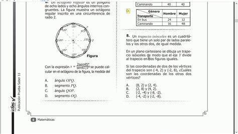 preguntas matematicas matem 225 ticas icfes resolviendo preguntas parte 2 youtube