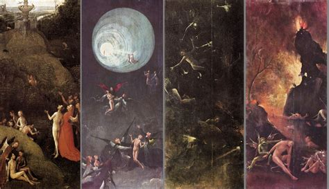 visions of the hereafter hieronymus bosch c 1450 1516 a polyptych 1 terrestrial
