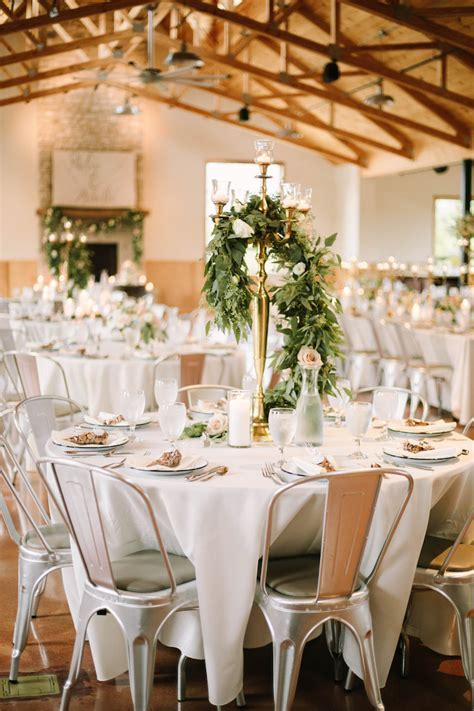 rustic elegance wedding decor 2