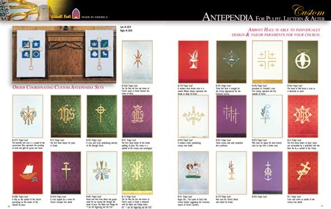 Create Your Own Custom Set - create your own antependia sets abbott