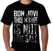 Kaos Bon Jovi 4 kaos bon jovi kaos premium