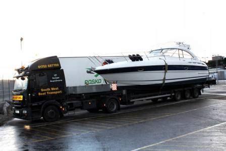 boat transport uk boat transport in devon in plymouth devon uk