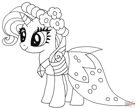 my pony coloring pages to print get this my pony coloring pages to print for