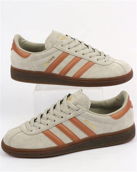 adidas munchen adidas munchen trainers sesame bronze shoes originals