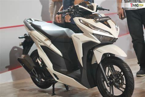 New Honda Vario mega galeri foto new honda vario 125 vario 150 my 2018