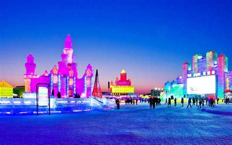 harbin ice festival harbin ice and snow festival harbin ice and snow world