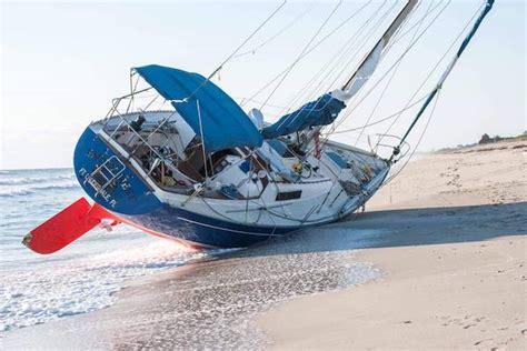 boat rs near sebastian inlet sailboat washes ashore in vero beach close to sebastian