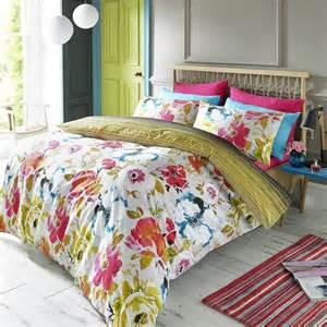 floral quilt duvet cover pillowcase bedding bed set