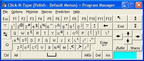 keyboard layout poland click n type language packs