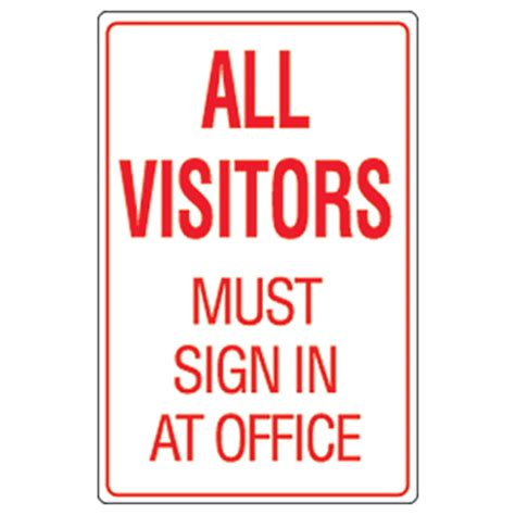visitor sign in sign pictures to pin on pinterest pinsdaddy