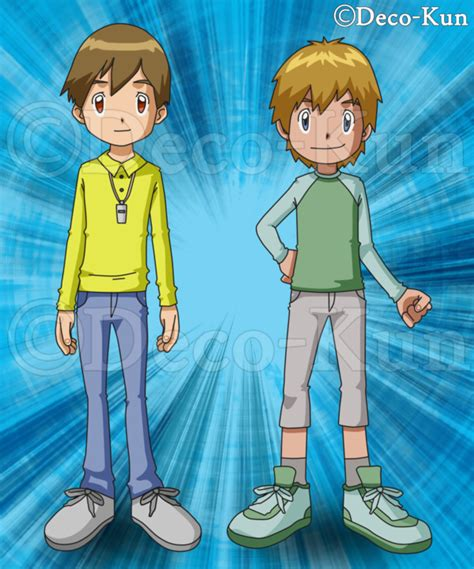 Takari Also Search For Digimon Adventure The Next Chosen W I P By Deko Kun On Deviantart