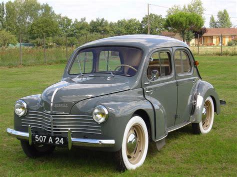 Yugo Auto Kaufen Schweiz by 1950 Renault 4cv Information And Photos Momentcar
