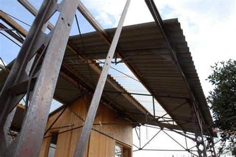 maison hangar maison bois dans hangar maison bois atypique