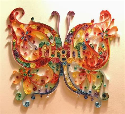 pattern paper art chriss card craft how free quilling patterns will set you