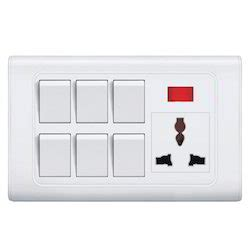 electric switches company hutcubes electric industries manufacturer of combined switch sockets modular switches from