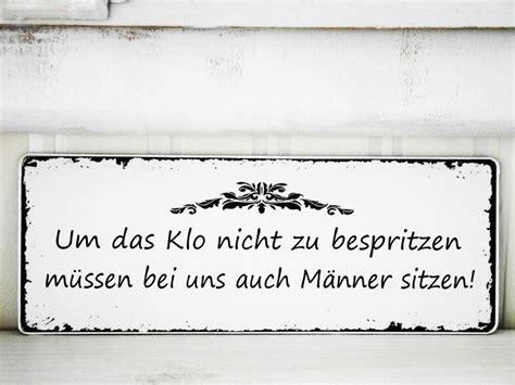 shabby vintage holz schild klo nostalgie vintage holz - Was Ist Ein Bd Klo