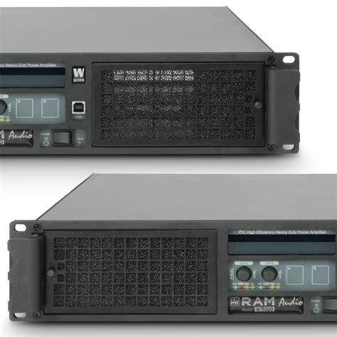 Original Mixer Cosmos Cm 9000 w 9000 pa power lifiers pa equipment pro audio adam shop