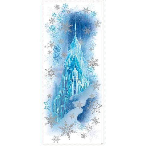 Frozen Wall Decor by Disney Frozen Palace Castle Wall Decals Eonshoppee