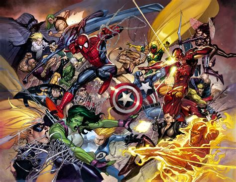 marvel civil war pictures marvel storylines ready for the verse including
