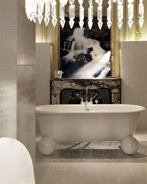 how to enjoy a splendid bathroom d 233 cor with shower 1000 images about unusual bathtubs on pinterest