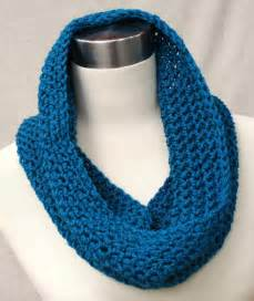 Crochet teal cowl neck scarfavailable in 36 by mythreeblindmice neck