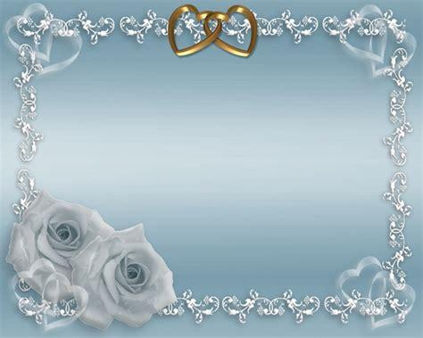 bordes descargables fondo para crear invitacion tarjeta de bodas