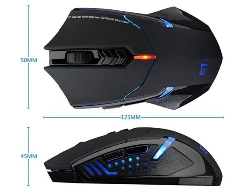 Gaming Mose Provesional Dismo Wireless victsing wireless professional gaming mouse only 163 10 deals uk news dealspwn