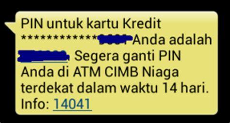 Buat Pin Kartu Kredit Niaga   kartu kredit cimb niaga syariah gold blog rivaekaputra com