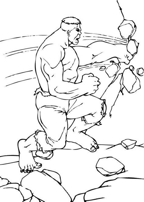 hulk movie coloring pages hulk breaking walls coloring pages hellokids com