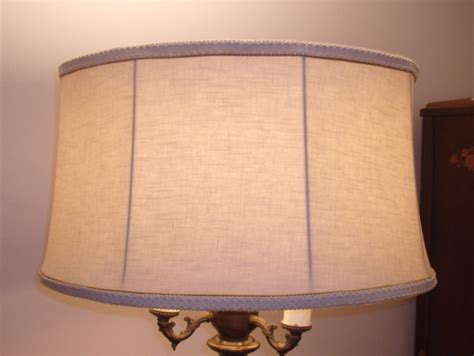 natural linen drum l shade image gallery linen drum l shade