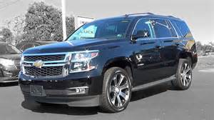 When Did Chevrolet Begin 2015 Chevy Tahoe Review