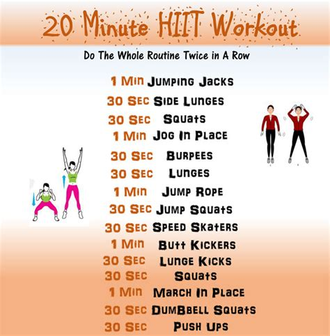 hiit workout burn more in less time health