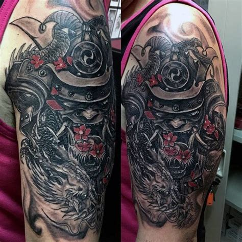 samurai mask tattoo the world s catalog of ideas