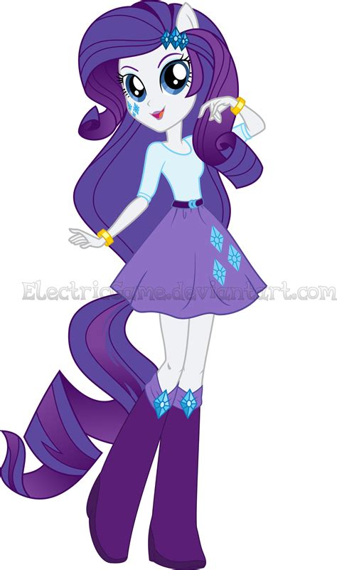 my little pony as equestria girl rarity mlp eg the equestria girls rarity vector by