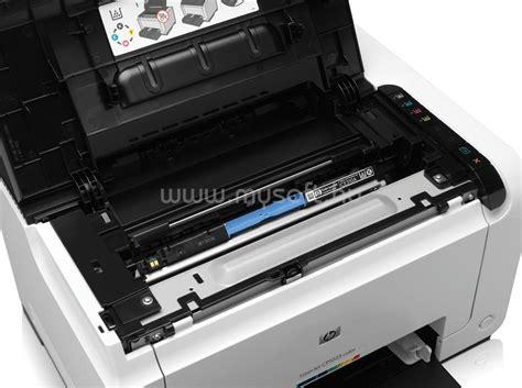 Toner Hp Laserjet Cp1025 Color hp laserjet pro cp1025 color printer ce913a sz 237 nes