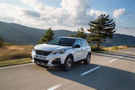 new peugeot cars 2017 new peugeot 3008 suv named car of the year 2017 drive