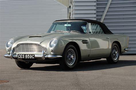 vintage aston martin convertible 1963 1965 aston martin db5 convertible aston martin