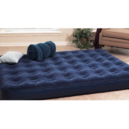 texsport air bed with built in walmart
