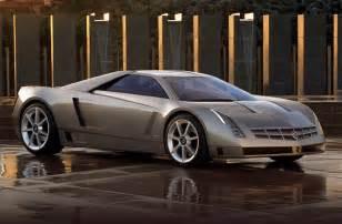 Pics Of Cadillacs Sports Car Cadillac Cien Concept Car