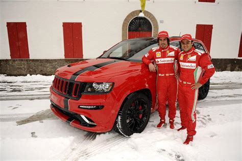 ferrari jeep rosso corsa 2012 jeep grand cherokee srt8 editions handed