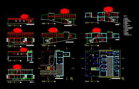 glass house dwg block  autocad designs cad